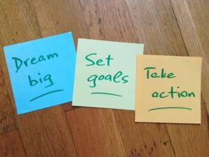 Ziele Handeln